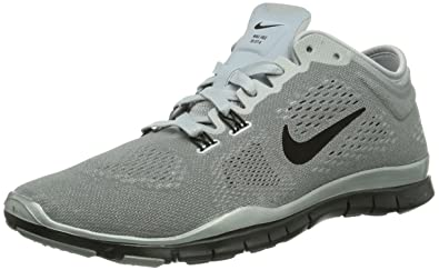 detailed look 3f01c d8452 Nike womens Free 5.0 Tr Fit 4 Reflective Multisport Outdoor Shoes - Grey (Reflect  Silver
