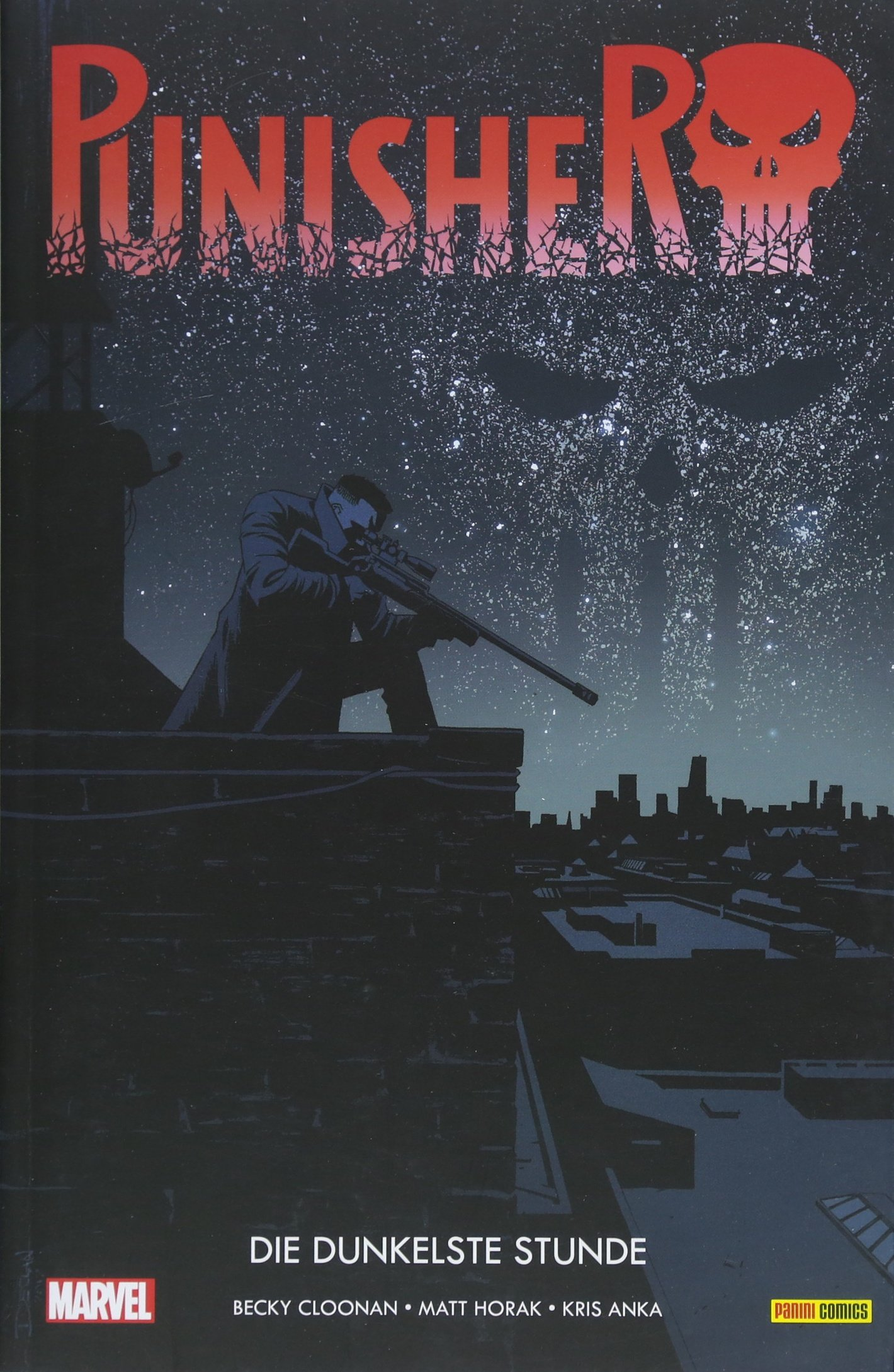 Punisher: Bd. 3 (2. Serie): Die dunkelste Stunde