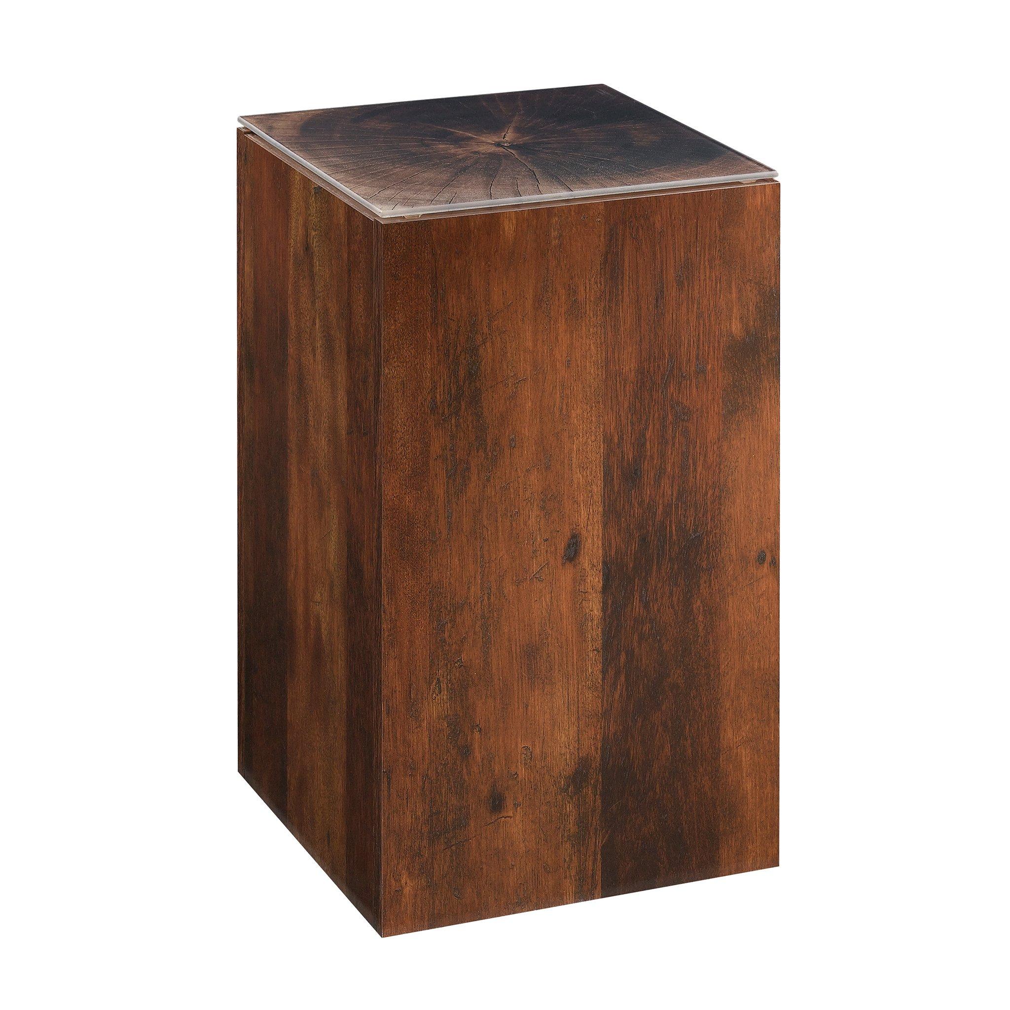 Sauder (SAUDB) 420126 Side Table, Curado Cherry