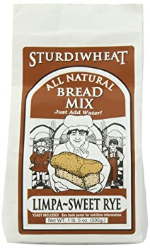 Sturdiwheat Bread Machine Mix