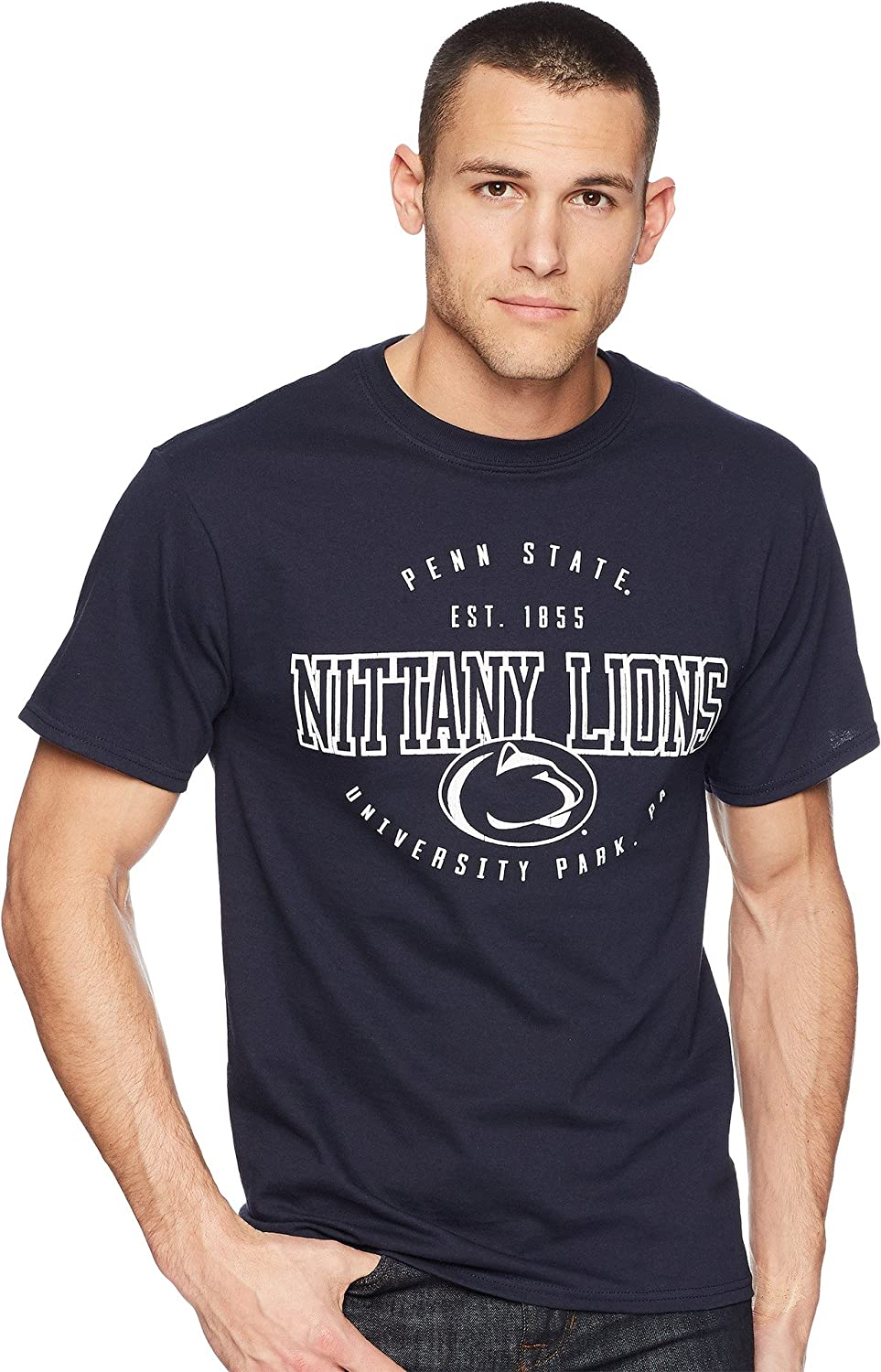 Champion College Mens Penn State Nittany Lions Jersey Tee