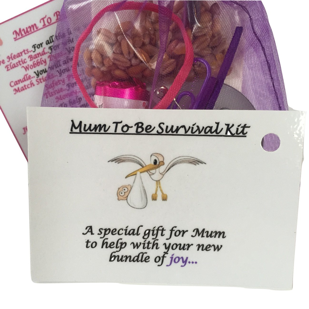Mum To Be Survival Kit New Mum Gift Amazon Co Uk Kitchen Home