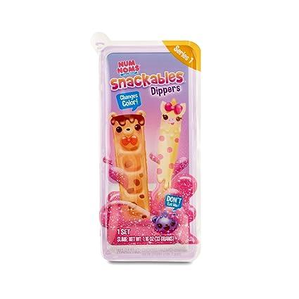 Amazon Com Num Noms Snackables Dippers Series 1 1 Toys Games