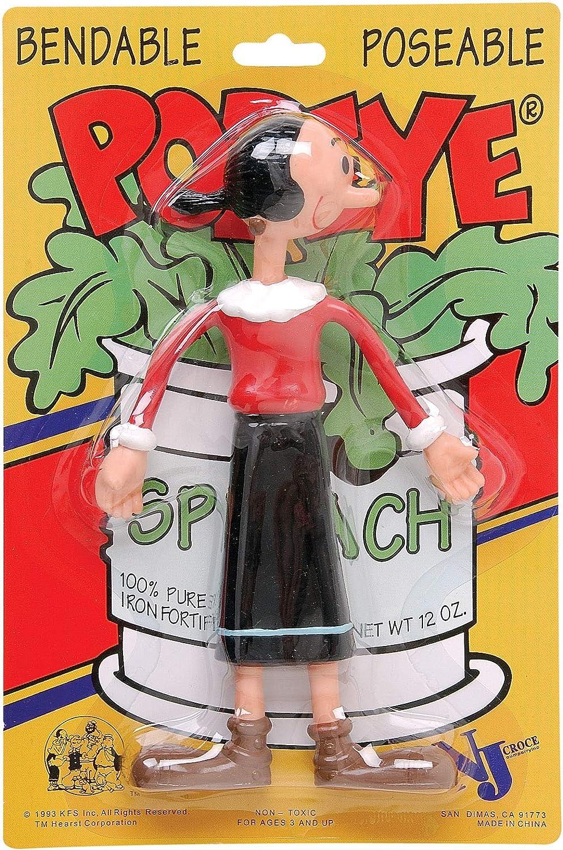 NJ Croce Olive Oyle Bendable Toy Figure