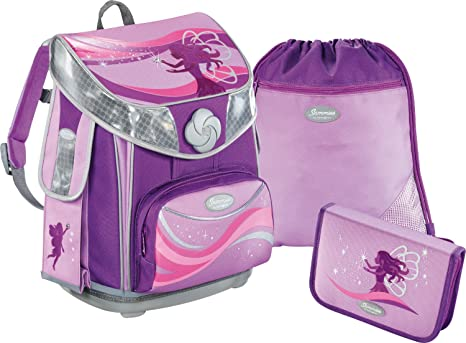 0cf12bc15a36d Sammies by Samsonite Premium plus Schulranzen-Set 3-tlg. Stardust Fairy