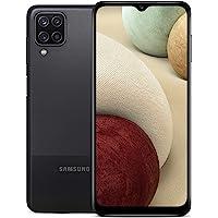 SAMSUNG Galaxy A12 Dual SIM 64GB 4GB RAM 4G LTE (UAE Version), Black