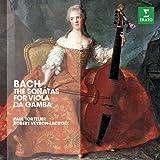 Bach: The Sonatas for viola da gamba