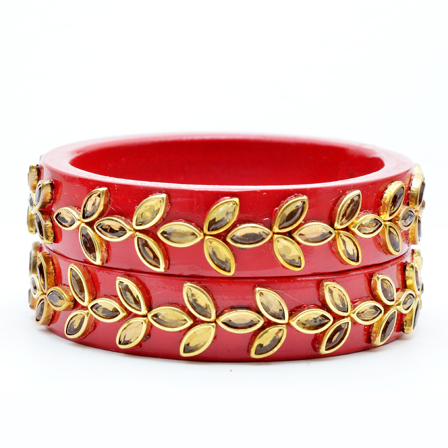 kashmir bronze thick vavavida leaf products bangles blue edit img