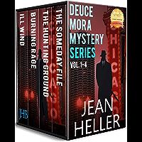Deuce Mora Mystery Series Vol. 1-4 (English Edition)