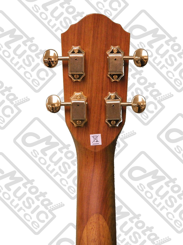 Oscar Schmidt ou8tlce acústica/eléctrico ukelele Tenor, arce), parte trasera, laterales, ou8tlce caso PC: Amazon.es: Instrumentos musicales