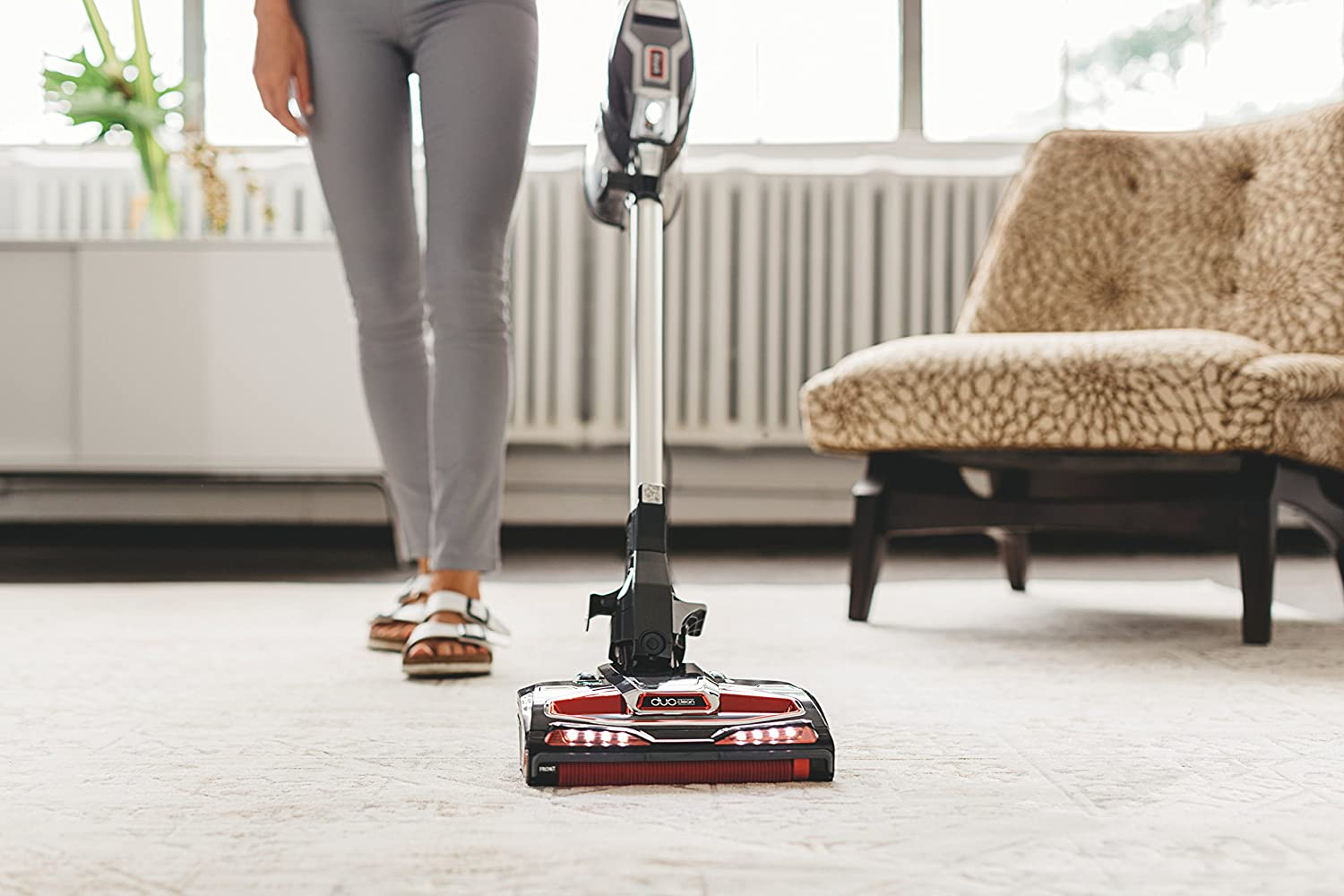 Shark DuoClean Rocket Best Stick Vacuum