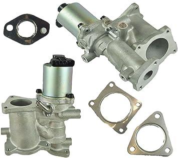Válvula EGR Para Opel/Vauxhall Astra H, Astra H SPORT, Corsa C, Meriva, 1.7 CDTi, 1.9 CDTi: Amazon.es: Coche y moto