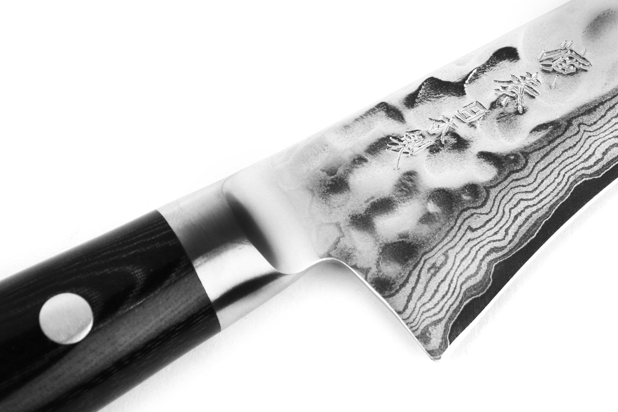 Enso HD 6'' Boning Knife - Made in Japan - VG10 Hammered Damascus Stainless Steel by Enso (Image #3)