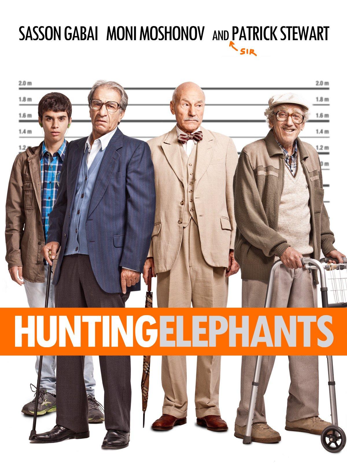 Hunting Elephants on Amazon Prime Video UK