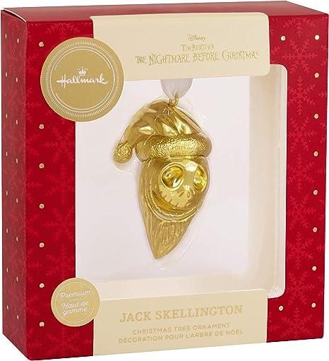 Hallmark 2019 Jack Skellington The Nightmare Before Christmas Ornament
