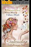 Calendar. Cuatro estaciones para el amor