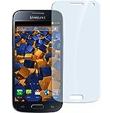 mumbi Panzerfolie für Samsung Galaxy S4 mini Glasfolie Hartglas 9H