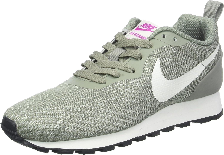 Nike Wmns Md Runner 2 Eng Mesh, Zapatillas de Running para Mujer ...