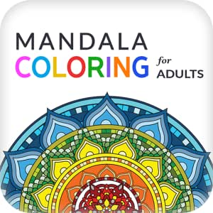Amazon Com Mandala Coloring For Adults Appstore For Android