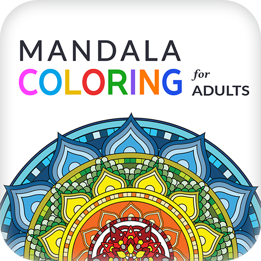 Mandala Coloring for Adults (Lifestyle Gel)