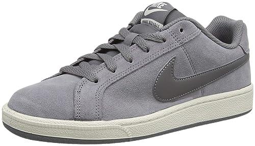 8c05fe767eb Nike WmnsCourt Royale Suede, Zapatillas para Mujer, Gris Gunsmoke-Phantom  004, 39 EU: Amazon.es: Zapatos y complementos