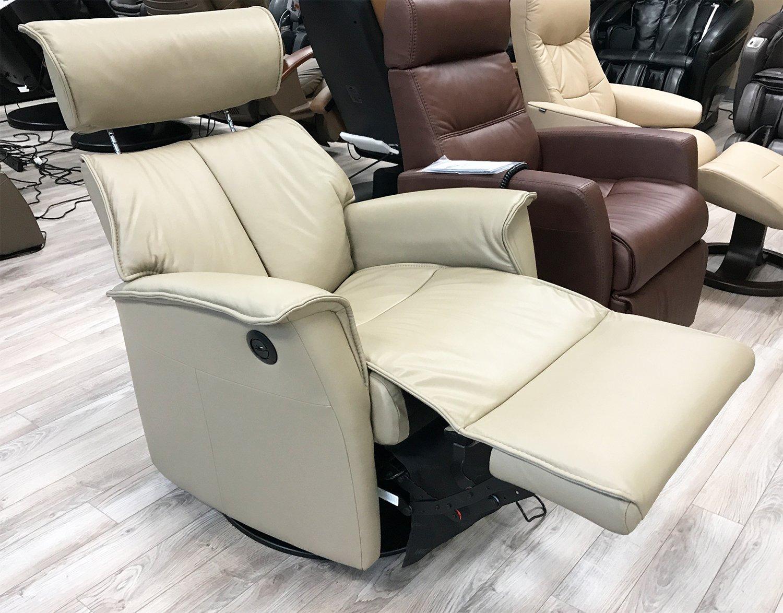 Amazon.com: IMG Boss piel RG 387 Relaxer grande giratorio ...
