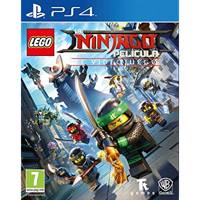 Lego Ninjago: playstation 4: Videojuegos