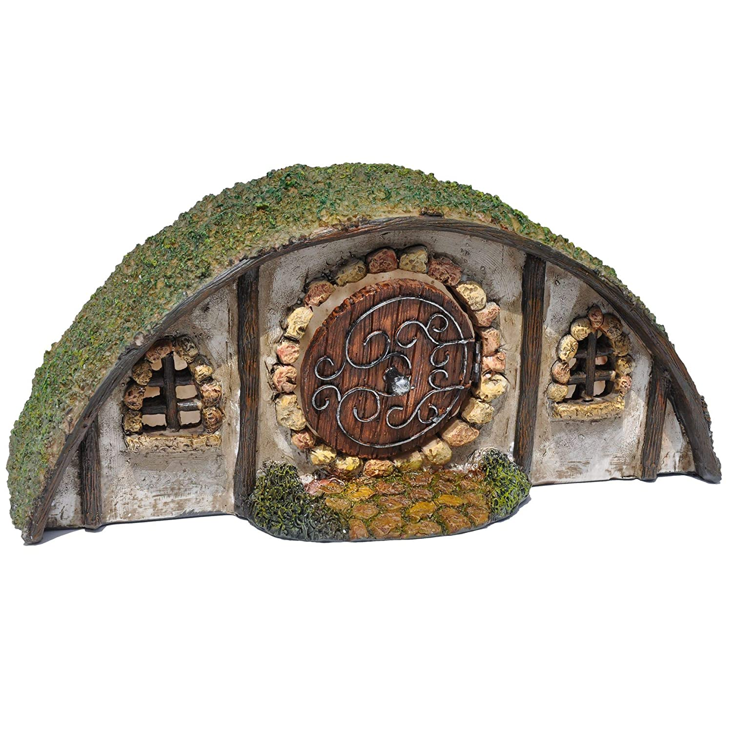 Hobbit House for Miniature Garden, Fairy Garden