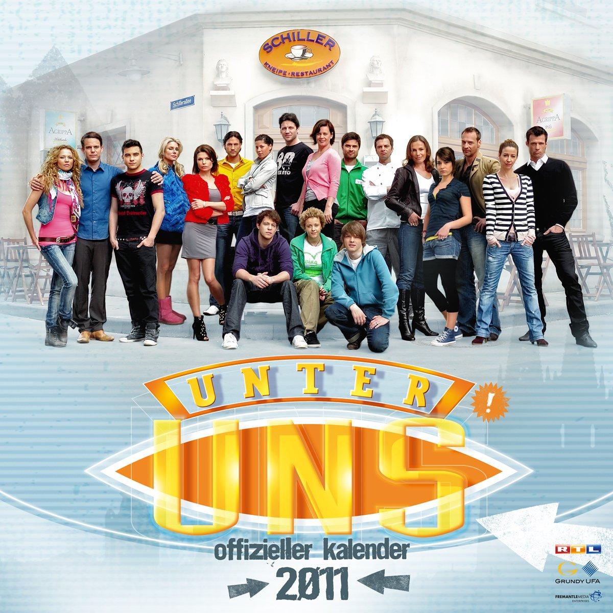 Unter Uns, Broschürenkalender 2011
