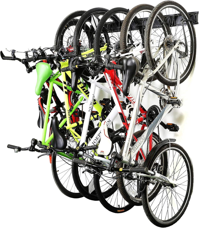 8 PCS Bicycle Bike Wall Mount Hook Hanger Garage Storage Holder Rack  Heavy Duty
