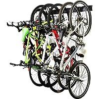 Ultrawall Bike Storage Rack,6 Bike Storage Hanger Wall Mount for Home & Garage Holds Up to 300bls
