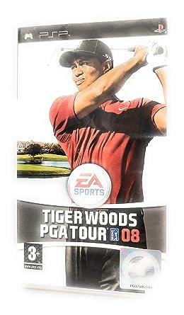 Amazon Com Tiger Woods Pga Tour 08 Psp By Electronic Arts Video