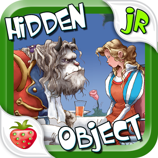 Hidden Object Game Jr - Beauty and the Beast (Beauty And The Beast Hidden Object Game)