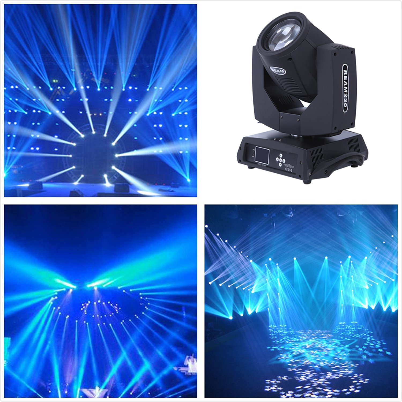 CHENYU 5R/7R Professional Moving Head Beam Light Disco Stage lighting With 230w Osram 7R Lamp