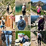 Waterfly Chest Sling Shoulder Backpacks Bags