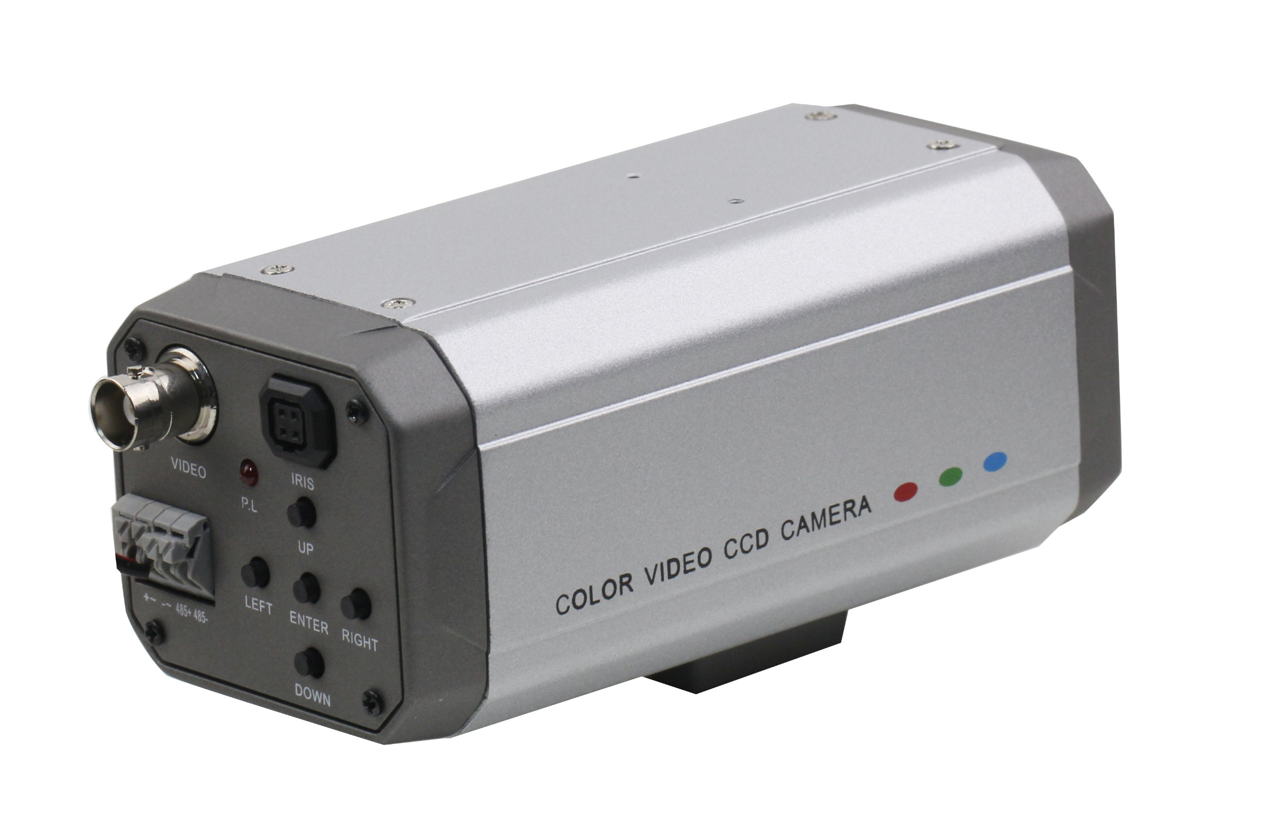 USG Pro Box Security Camera: HD-SDI hdCCTV 2.1Megapixels 1080p C/CS Lens Compatible Home/Business Video Surveillance Outdoor/Indoor Use