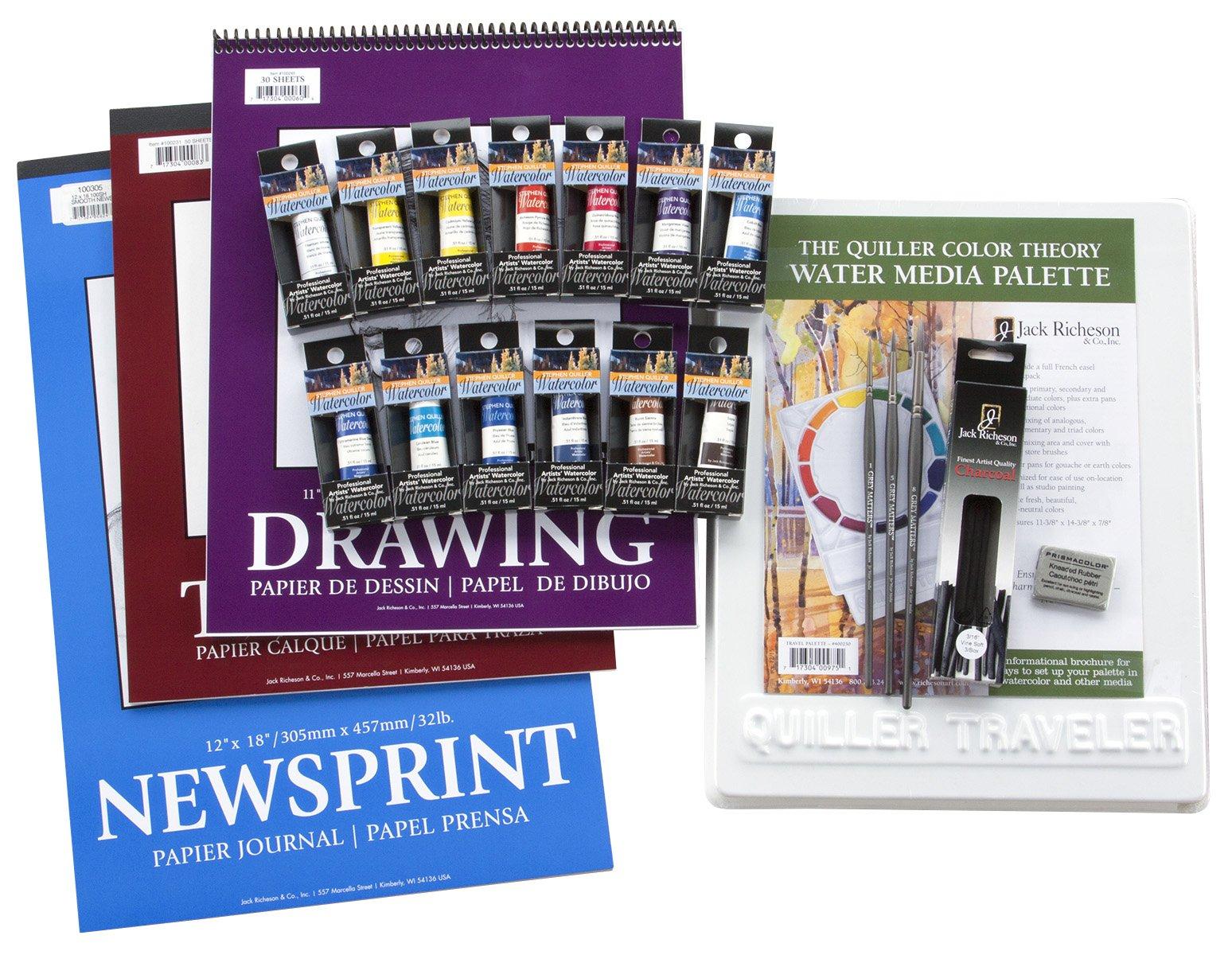 Lisa Coddington LC003 Watercolor Kit # 2