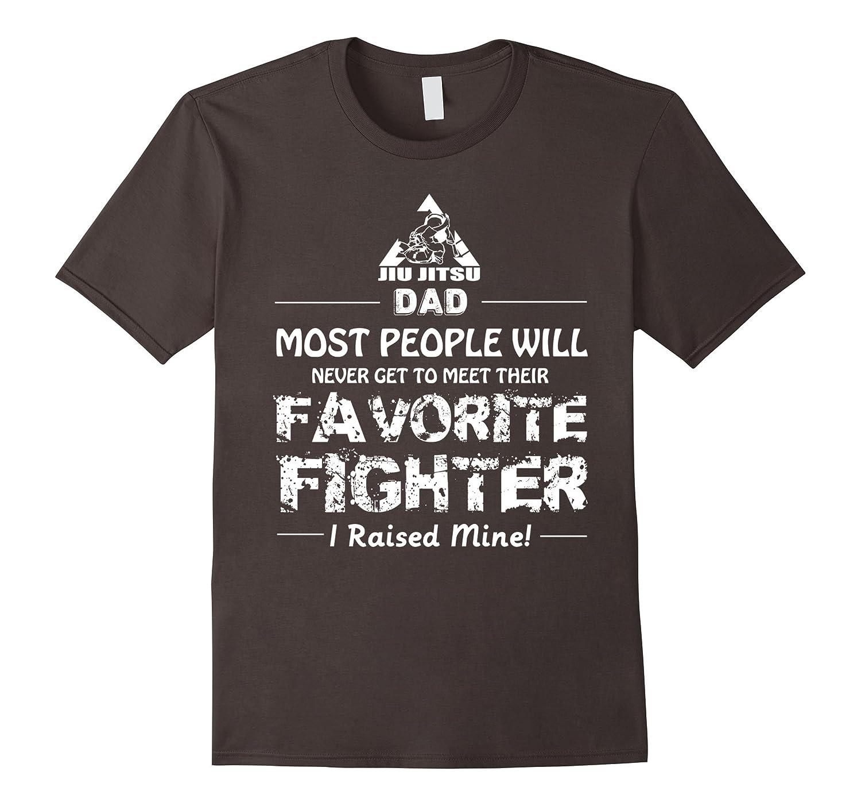 2417ae24 Jiu Jitsu Shirt – Jiu Jitsu Dad Favorite Fighter Shirt-TD – Teedep