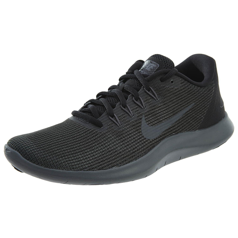 NIKE Women's Flex RN 2018 Running Shoe B075ZYV1CX 7.5 B(M) US|Black/Dark Grey/Anthracite