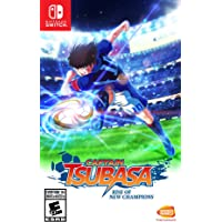Captain Tsubasa: Rise of New Champions (Super Campeones) - Standard Edition - Nintendo Switch