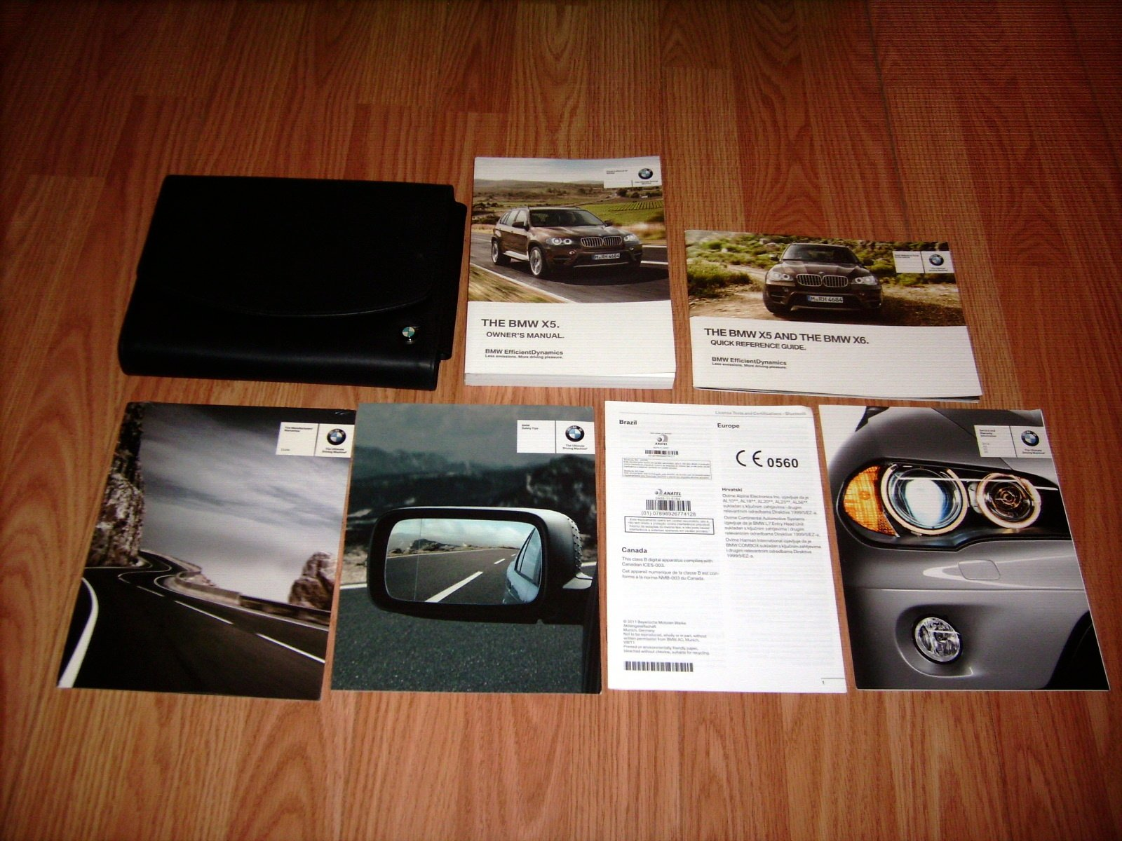 2012 bmw x5 owners manual