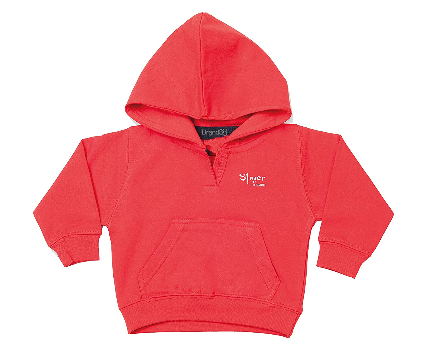 Brand88 Slayer In Training, Toddler Hooded Sweatshirt LW02T_AU040
