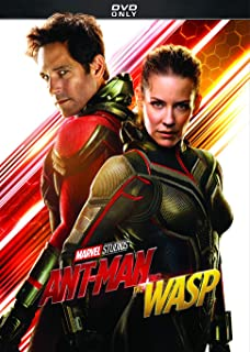 Book Cover: ANT-MAN AND THE WASP