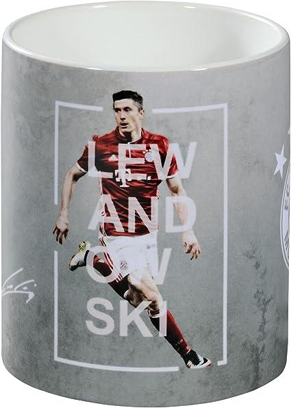 FC Bayern München Tasse Lewandowski