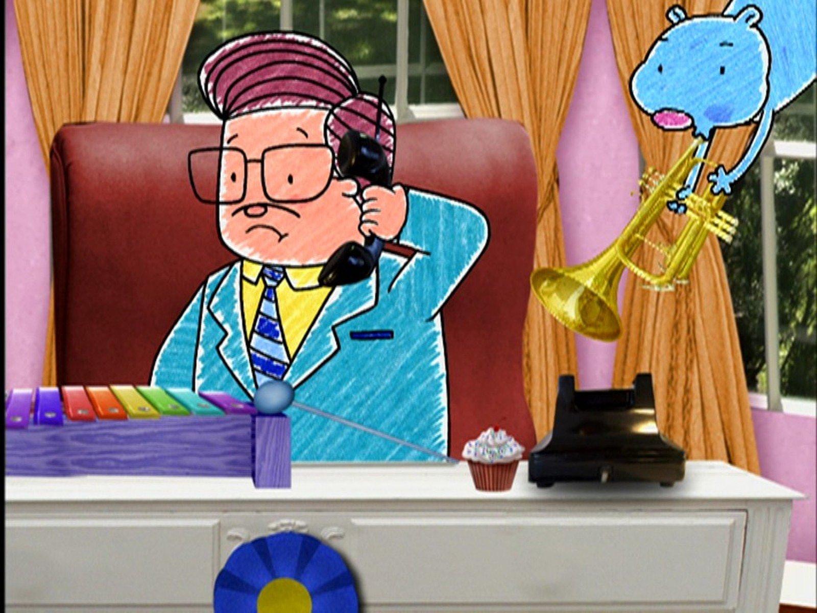 Amazon com: Watch Pinky Dinky Doo - Season 1 | Prime Video