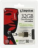 Kingston DT microDuo USB 2.0 OTG 32GB Pen Drive