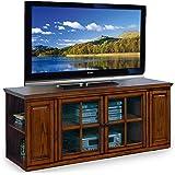 Amazon Com Leick Riley Holliday Boulder Creek Corner Tv Stand 36