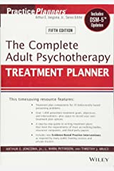 The Complete Adult Psychotherapy Treatment Planner: Includes DSM-5 Updates Paperback