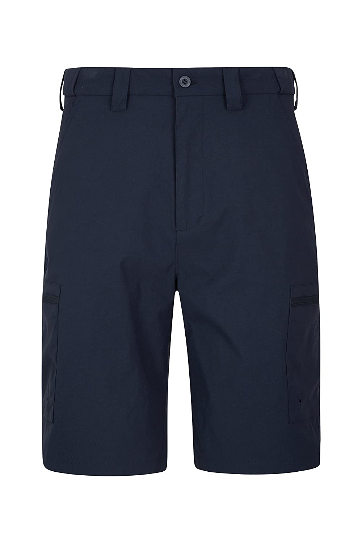 Mountain Warehouse Trek Stretch Mens Shorts - Cargo Summer Shorts