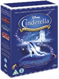 Cinderella 1,2 & 3 Box Set [Blu-ray] [1950] [Region Free]